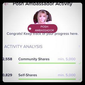 Posh Ambassador!🎉